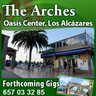 The Arches Bar and Restaurant Los Alcazares