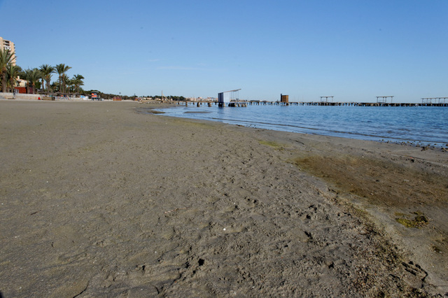 Murcia Today San Javier Beaches Playa De Colón
