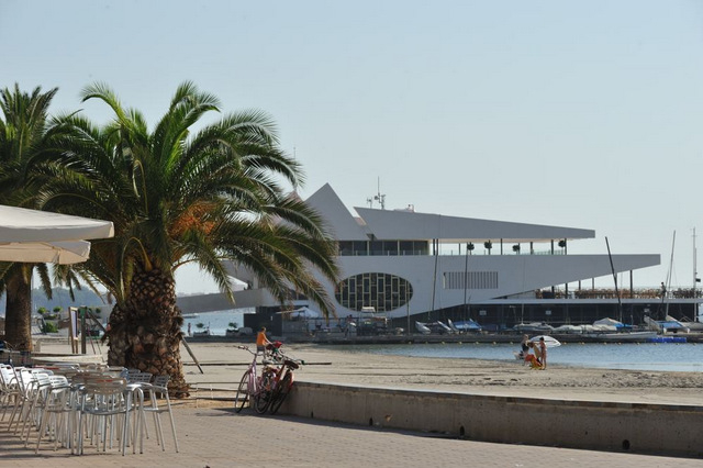 San Javier beaches: Playa El Pescador