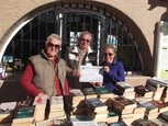 Saturday Booksale at The Arches, Los Alcázares