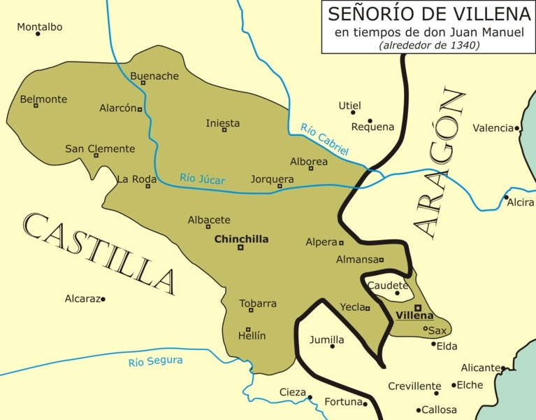 History of Murcia, Part 4