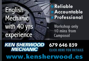 Ken Sherwood Mechanic