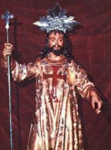 Moratalla, day of Jesucristo Aparecido, 19th April