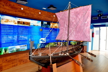 Mazarrón Phoenician boat interpretation centre