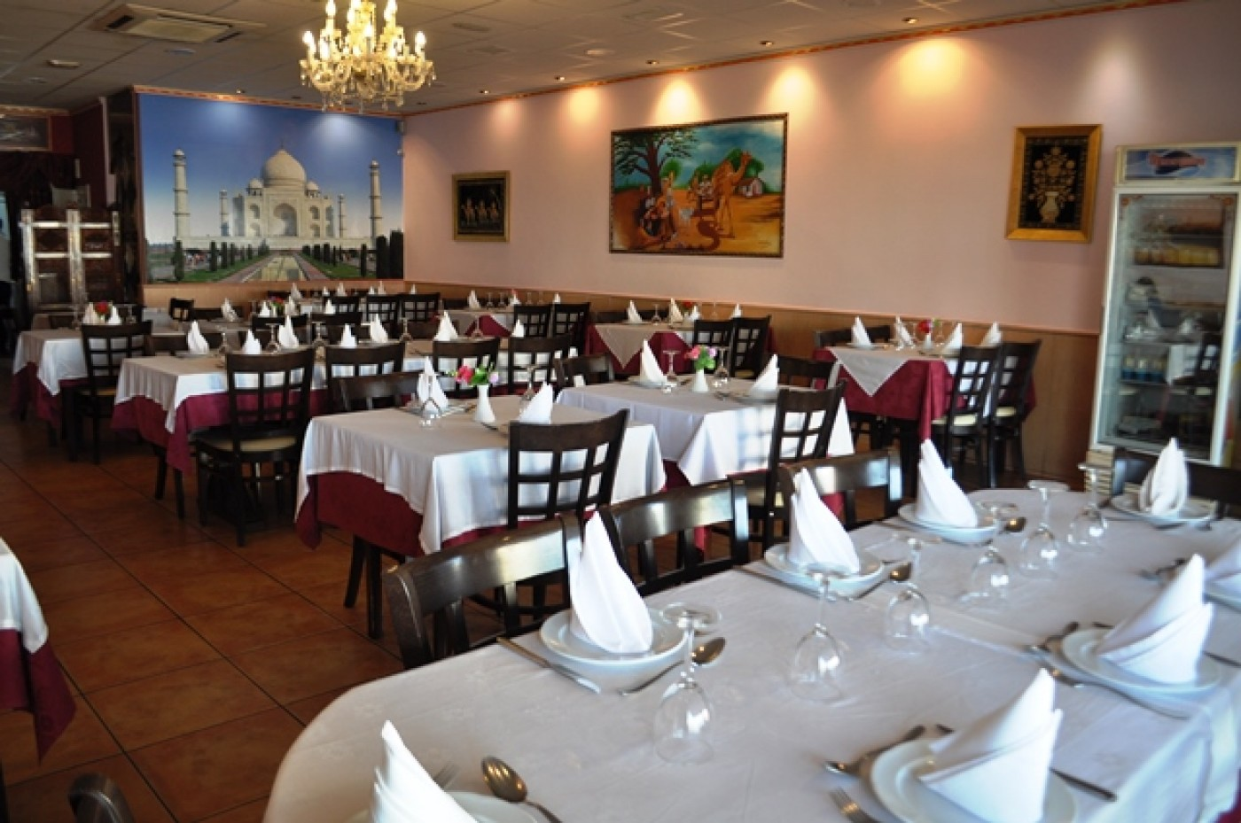 Quality Indian Restaurant and Take Away Camposol B