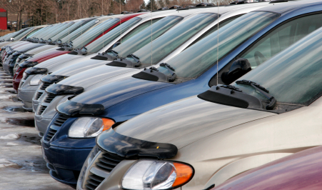 <span style='color:#780948'>ARCHIVED</span> - Used car sales continue to boom across Spain.