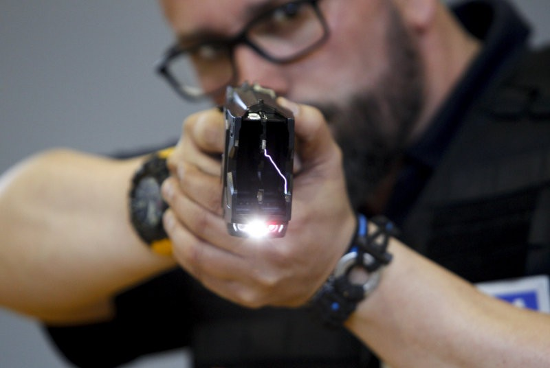 Catalunya police force requests increased taser use