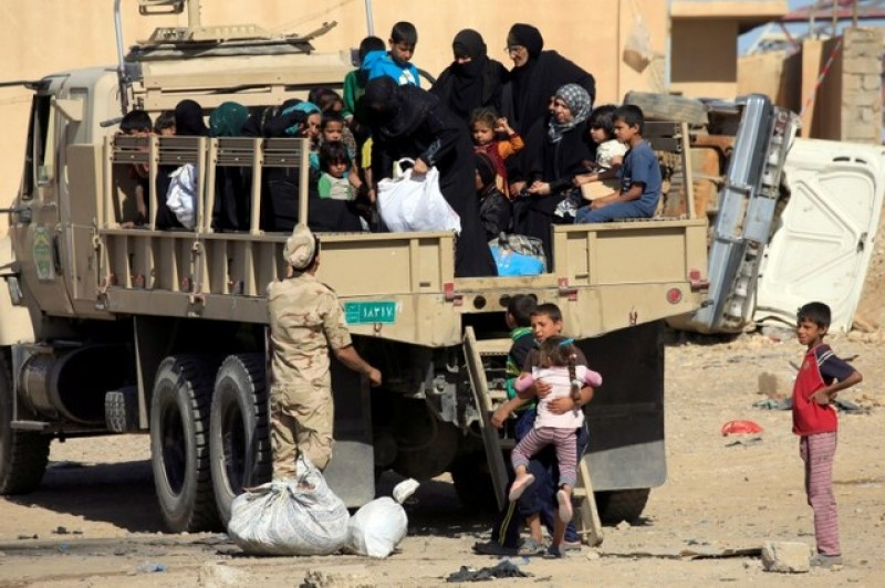 U.N. says 200,000 more people could flee Mosul as fighting intensifies