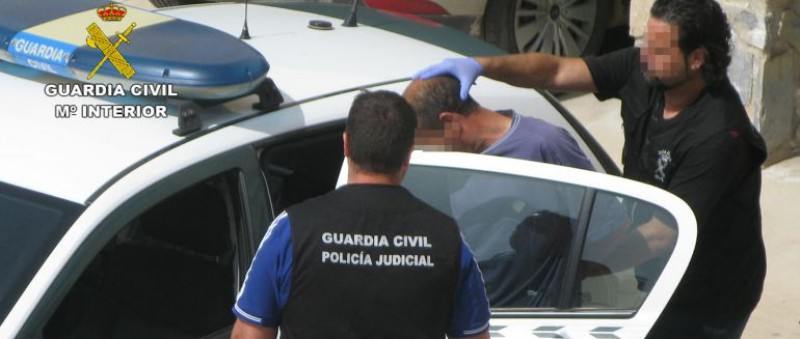 Man arrested for rape of British woman in Los Alcázares