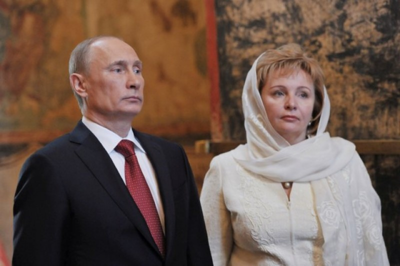 Former wife of Vladimir Putin linked to multi-million-dollar property business