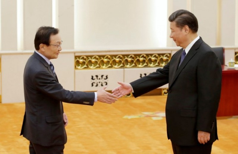 China says willing to put South Korea ties back on track, urges THAAD resolution