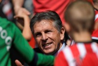 Puel is satisfied with Saints campaign despite fan unrest
