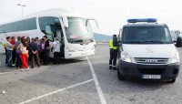 Chinese tourists stranded in Librilla due to drunk coach driver