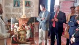 Restored 16th century artwork presented for Caravaca Jubilee Year