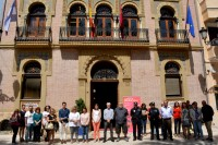 Municipal councils across Murcia show solidarity with victims of Manchester bombing