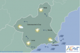 Storms and showers expected in the Northwest on Thursday 25th May