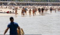 Northern Spain suffers late-May heatwave and heavy storms