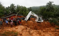 Sri Lanka landslides and floods, death toll rises to 91 and over 100 missing