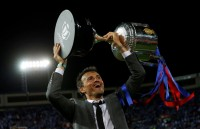 Barcelona take the Kings Cup for the third successive year