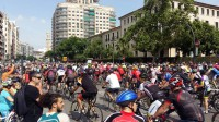 Murcia cyclists join nationwide campaign demanding respect on the roads