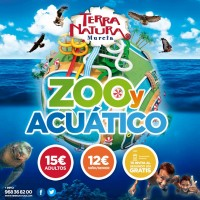 Terra Natura Murcia opens its waterpark: Visit twice for the price of one entry until 30th June