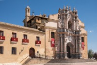 16th July free guided tour of religious Caravaca de la Cruz during Holy Year
