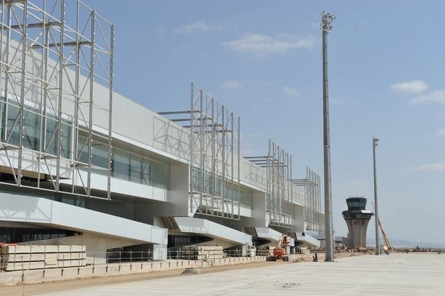 Political posturing over Corvera airport Military airspace issue