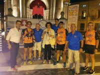 Runners and riders complete non-stop 1,000-km race from Lorca to Santiago de Compostela
