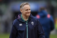 Schmidt of Ireland makes six changes for Japan test