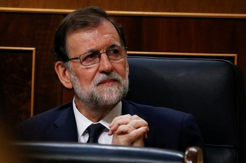 Spain's parliament rejects no-confidence motion against PM Rajoy