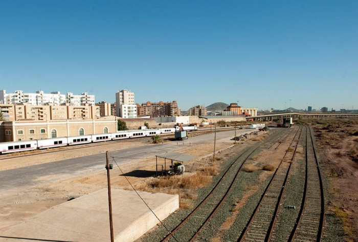 <span style='color:#780948'>ARCHIVED</span> - AVE Madrid to Murcia will still arrive in 2014