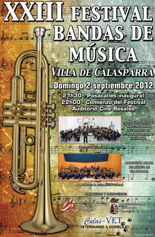 <span style='color:#780948'>ARCHIVED</span> - 1st to 9th September, Calasparra, Feria and Fiestas