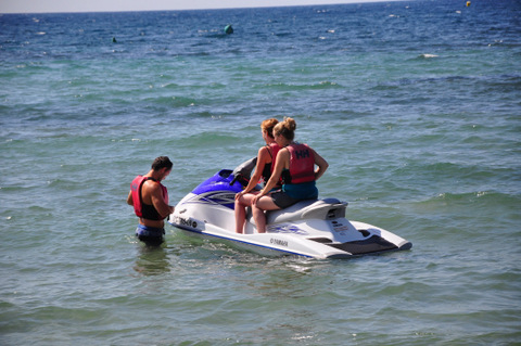 Nora Nautic Jet Ski Motorboat and Flyboard Hire