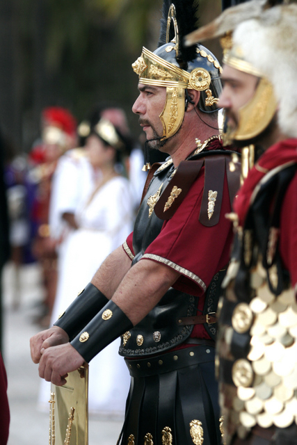 Romans and Carthaginians 2012