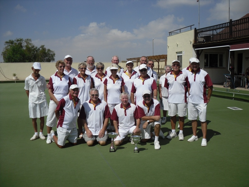 Country Bowls Club, Valle del Sol, Murcia