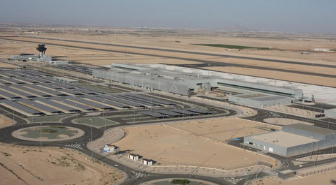 Corvera airport scheduled to open in April 2013 according to concessionary.