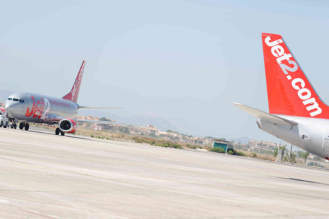 <span style='color:#780948'>ARCHIVED</span> - Flights to San Javier thin on the ground until Christmas