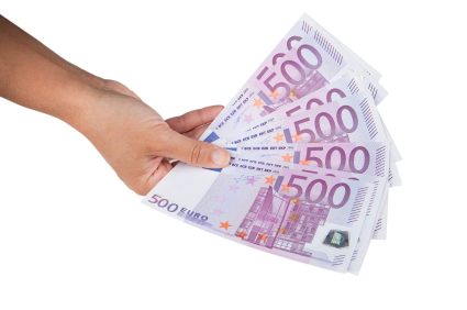 <span style='color:#780948'>ARCHIVED</span> - Cash transactions limited to 2500€ as new legislation comes into force today