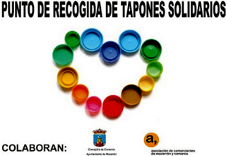 <span style='color:#780948'>ARCHIVED</span> - Don´t throw them away, your plastic bottle tops can help treat an ill child