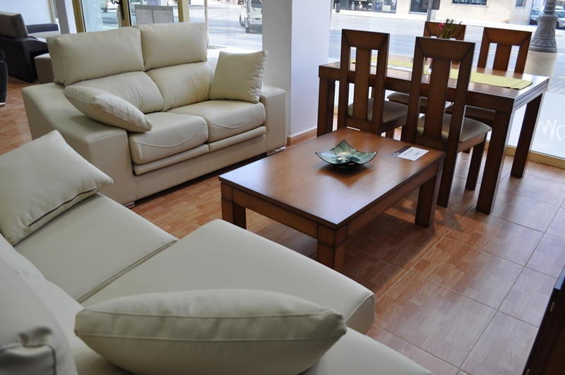 Murcia today business directory home furniture store for Home articles furniture