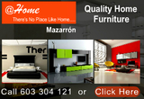 @Home Furniture Store Mazarron Murcia