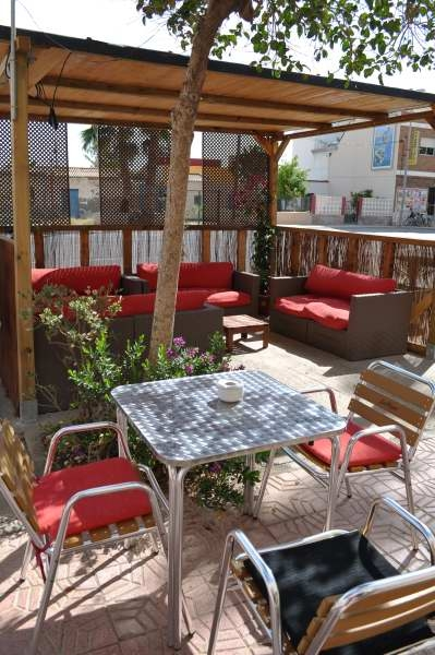 Murcia today restaurant directory blues house american for American house music
