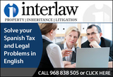Interlaw european Lawyers, Solicitors, Notaries &  Barristers for Spanish legal and Tax advice