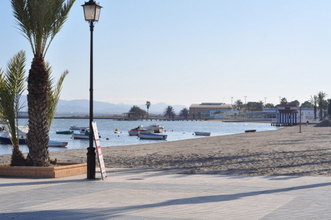 Introduction to Los Alcazares Beaches