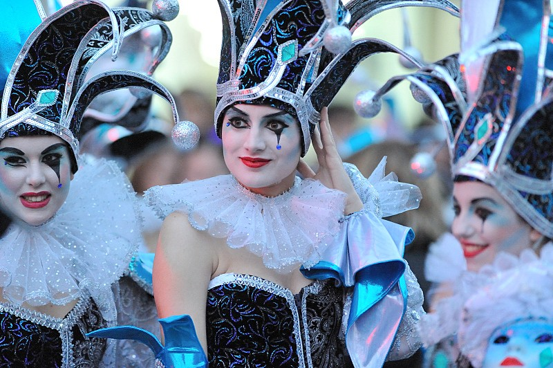 <span style='color:#780948'>ARCHIVED</span> - Carnival in Spain: What's going on?