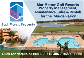 Just Murcia Property