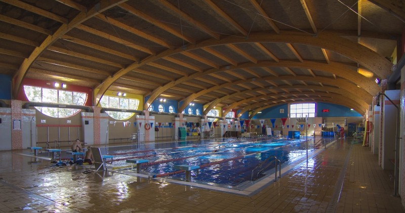 San Javier Sports Centre and indoor swimming pool