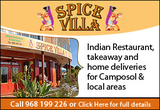 Spice Villa Indian Restaurant Camposol Mazarron