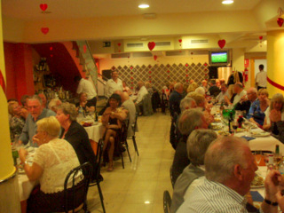 MABS Northwest raise 720 euros at Valentines Dinner Dance