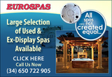 Eurospas Hot Tubs and Spas in the Mar Menor